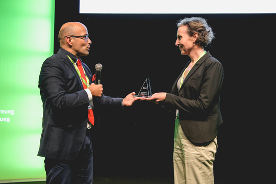 Aiva Lundberg Båve - UEG Top Abstract Awardee