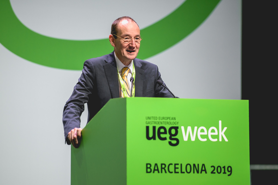 Joost Drenth - UEG Journal Editor-in-Chief