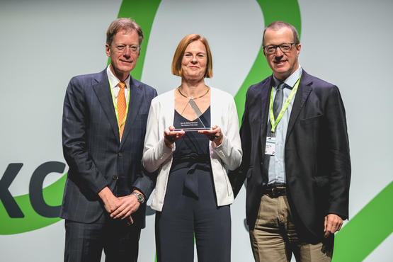 Lissy de Ridder - UEG Top Abstract Awardee
